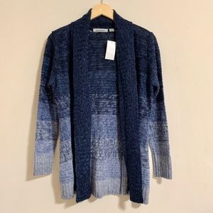 NWT Jason Maxwell Knit Cardigan Sweater
